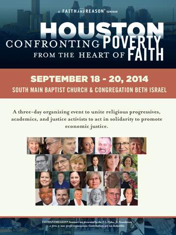 Houston Poverty Seminar