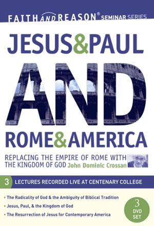 jesus paul rome america
