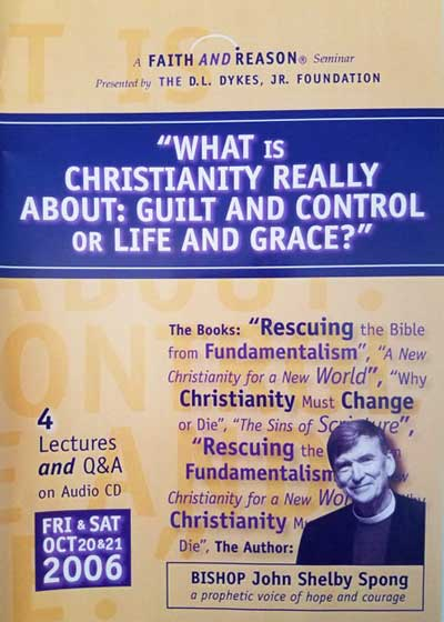 What is christianity really about